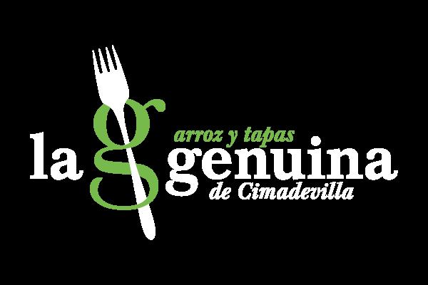 Logo La Genuina Arroz y Tapas